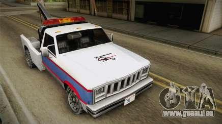 Whetstone Forasteros Vehicle pour GTA San Andreas