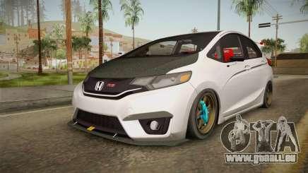 Honda Jazz GK FIT RS v2 pour GTA San Andreas