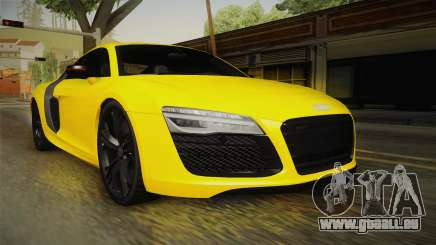Audi R8 V10 Plus Coupe für GTA San Andreas