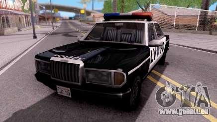 Admiral LVPD pour GTA San Andreas