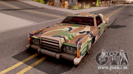 New Paintjob for Remington v3 für GTA San Andreas