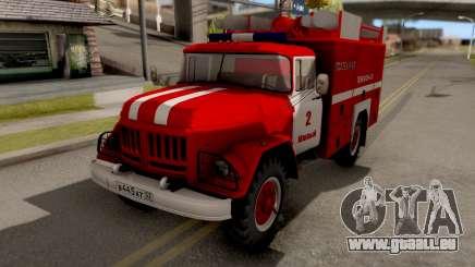 ZIL-130 AMOUR Feu pour GTA San Andreas