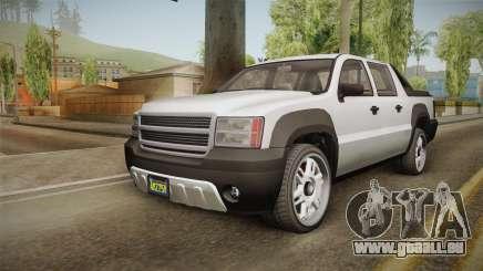 GTA 5 Declasse Granger Pickup für GTA San Andreas