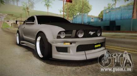 Ford Mustang Rocket JDM pour GTA San Andreas