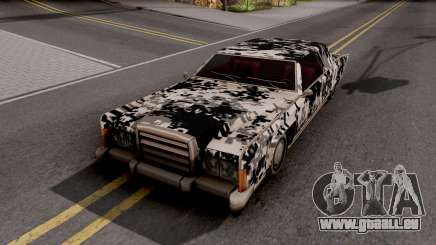 New Paintjob for Remington v1 für GTA San Andreas