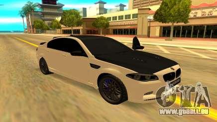 BMW M5 F10 Hamann für GTA San Andreas