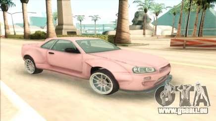 Nissan Skyline R34 RocketBunny für GTA San Andreas