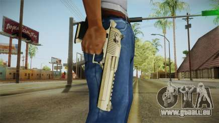 Desert Eagle 24k Gold für GTA San Andreas
