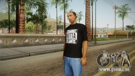 Straight Outta LS T-Shirt für GTA San Andreas