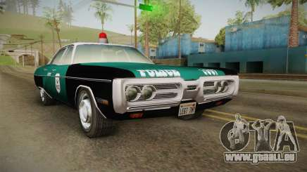 Plymouth Fury I NYPD pour GTA San Andreas