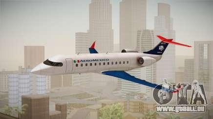 GTA 5 Buckingham Starjet Aeromexico pour GTA San Andreas