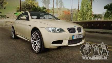 BMW M3 E92 2012 Itasha PJ für GTA San Andreas