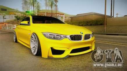 BMW M4 F82 Stance pour GTA San Andreas