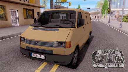 Volkswagen Transporter T4 Special pour GTA San Andreas