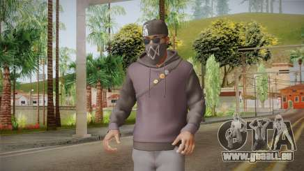 Watch Dogs 2 - Marcus v2.1 für GTA San Andreas