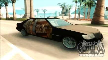 Mercedes-Benz 600 SEL pour GTA San Andreas