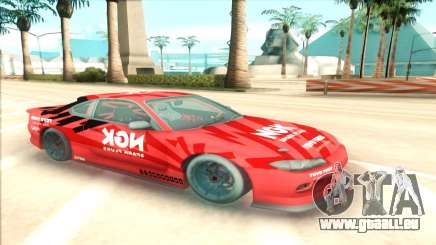 Nissan Silvia S15 NGK Red pour GTA San Andreas