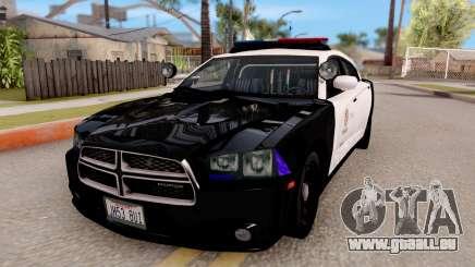 Dodge Charger Police Interceptor pour GTA San Andreas