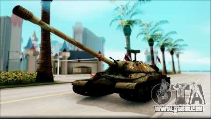 Ésaïe 7 pour GTA San Andreas