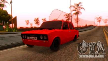 VAZ 2106 Shaherizada 2.0 GVR pour GTA San Andreas