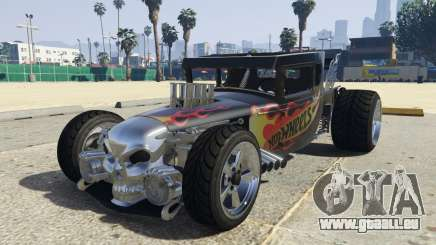 The BoneShaker 1.0 pour GTA 5