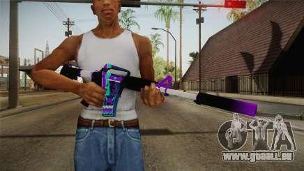 CS:GO - M4A1-S Lince für GTA San Andreas