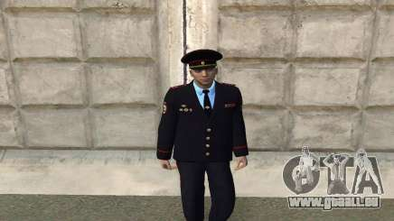 MON Colonel pour GTA San Andreas