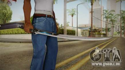 Closers Online - Yuri Official Agent Weapon 2 für GTA San Andreas