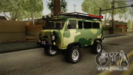 UAZ-452 Laib Off-Road für GTA San Andreas