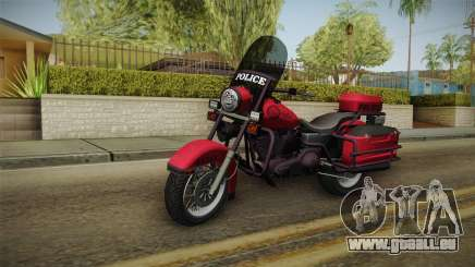 GTA 5 Police Bike pour GTA San Andreas