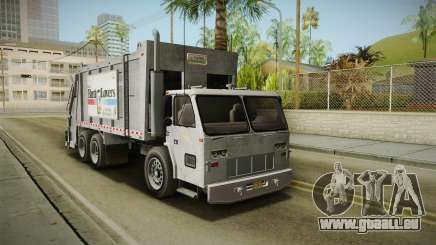 GTA 5 Jobuilt Trashmaster 2 für GTA San Andreas