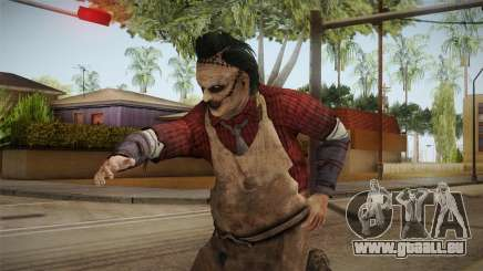 Leatherface Butcher pour GTA San Andreas