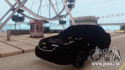 VAZ 2170 Hobo für GTA San Andreas