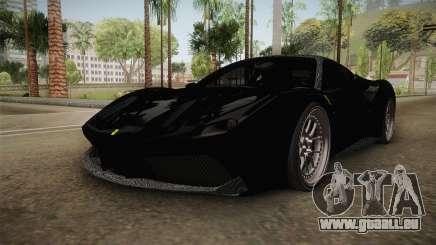 Ferrari 488 Tuned pour GTA San Andreas