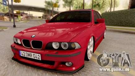 BMW M5 E39 MPOWER pour GTA San Andreas
