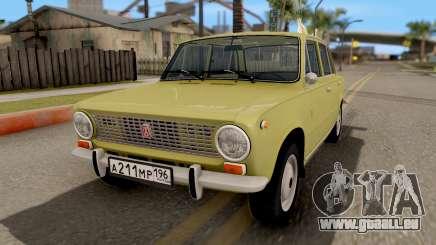 VAZ 2101 Kopeika Stoke pour GTA San Andreas
