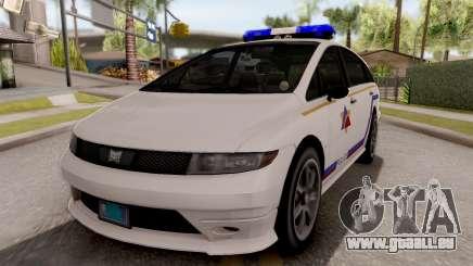 Dinka Perennial MPV Hometown PD 2010 pour GTA San Andreas