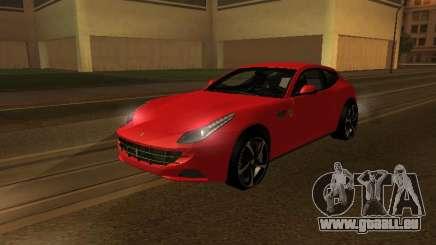 Ferrari FF 2012 Armenian pour GTA San Andreas
