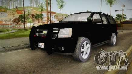 Chevrolet Suburban 2009 Flashpoint pour GTA San Andreas