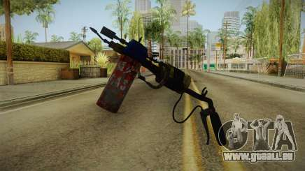 Resident Evil 7 - Burner pour GTA San Andreas