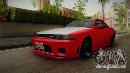 GTA 5 Annis Elegy Retro pour GTA San Andreas