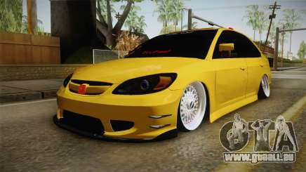 Honda Civic Vtec2 pour GTA San Andreas