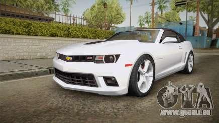 Chevrolet Camaro Convertible 2014 für GTA San Andreas