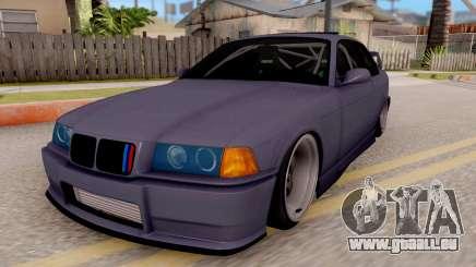 BMW M3 E36 Stanced pour GTA San Andreas