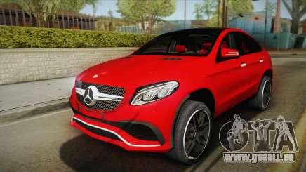 Mercedes-Benz GLE 63 AMG pour GTA San Andreas