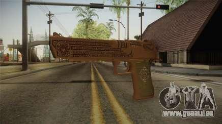 CS:GO - Desert Eagle Corinthian für GTA San Andreas