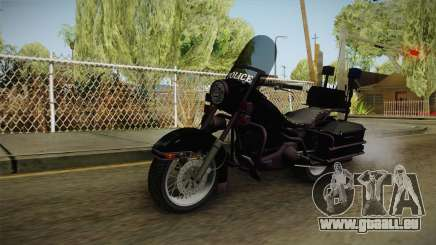 GTA 4 Police Bike pour GTA San Andreas