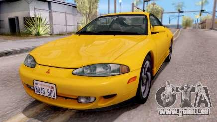 Mitsubishi Eclipse GST 1995 für GTA San Andreas