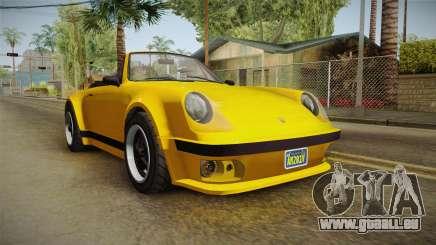 GTA 5 Pfister Comet Retro Cabrio für GTA San Andreas