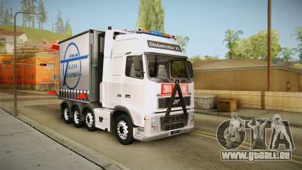 Volvo FH16 660 8x4 Convoy Heavy Weight pour GTA San Andreas